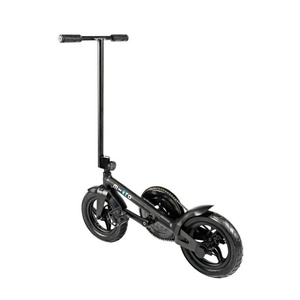 Robogó Micro Pedalflow Black, Micro
