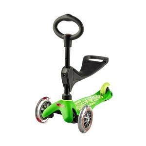 Robogó Mini Micro Deluxe 3v1 Green, Micro
