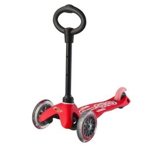 Robogó Mini Micro Deluxe 3v1 Red, Micro