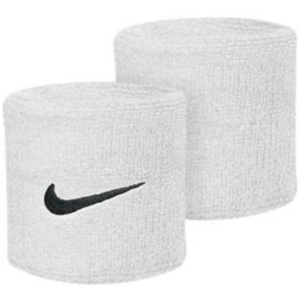 Dress-pajzs Nike Swoosh Wristband white, Nike