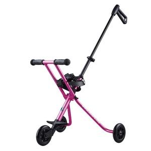 Gyerek csavargó Micro Trike Deluxe Pink, Micro