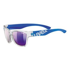Solar szemüveg Uvex Sportstyle 508 Clear Kék / Mirror Blue (9416), Uvex