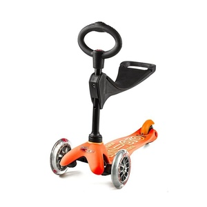 Robogó Mini Micro Deluxe 3v1 Orange, Micro