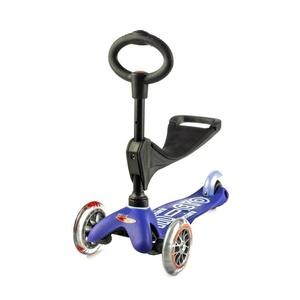 Robogó Mini Micro Deluxe 3v1 Blue, Micro
