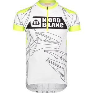 Férfi kerékpáros mez NORDBLANC Gee NBSMF6649_CRN, Nordblanc