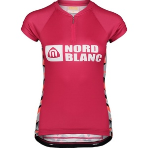 Női kerékpáros mez NORDBLANC Seduce NBSLF6651_RUV, Nordblanc