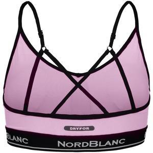 Női állóképesség melltartó NORDBLANC hetyke NBSLF6669_LIS, Nordblanc