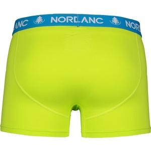 Férfi pamut boxeralsó Nordblanc Depth zöld NBSPM6865_JSZ, Nordblanc