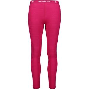 Női thermo nadrág Nordblanc egyetVenatés sötét rózsaszín NBWFL6874_RUV, Nordblanc