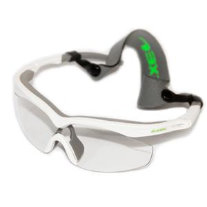 Szemüvegek EXEL SZEMÜVEGEK HURRICANE fehér / neon green idősebb ember, Exel