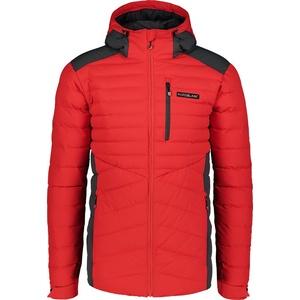 Férfi téli dzseki Nordblanc Agyagpala piros NBWJM6910_MOC, Nordblanc