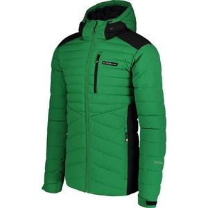 Férfi téli dzseki Nordblanc Agyagpala zöld NBWJM6910_ZME, Nordblanc