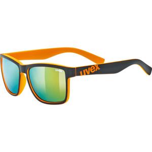 Solar szemüveg Uvex LGL 39 Black Mat Orange (2616), Uvex