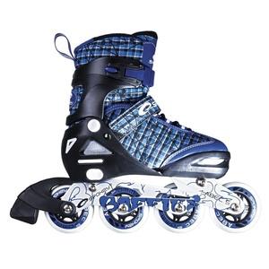Korcsolyát korcsolyát Spokey BAFFIES kék