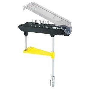Szerszám Topeak ComboTorq kulcs és készlet nástrčkových allen, Topeak