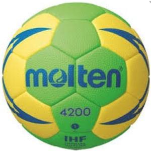 Kézilabda labda MOLTEN H1X4200-GY, Molten