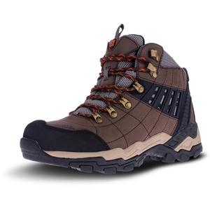 Férfi bőr külső cipő NORDBLANC Earth NBHC86 GNI, Nordblanc