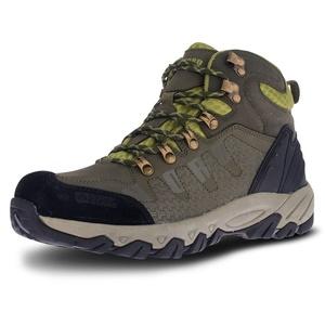 Férfi bőr külső cipő NORDBLANC Egyenetlen NBHC87 KHI, Nordblanc