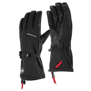 Kesztyű Mammut Masao 2 in 1 Glove (1190-05861) black 0001, Mammut