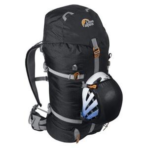 Táska Lowe Alpine Helmet Holder BL black, Lowe alpine