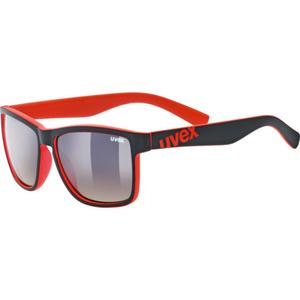 Solar szemüveg Uvex LGL 39 Black Mat Red (2316), Uvex