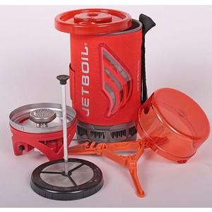 Tűzhely Jetboil Flash  kávé presse, Jetboil