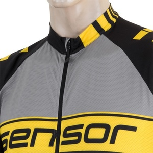 Férfi mez Sensor Team szürke / sárga 16100020, Sensor