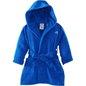 fürdőköpeny adidas 3 Stripes Bathrobe Kids AO0069, adidas