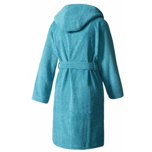 fürdőköpeny adidas 3 Stripes Bathrobe Kids BK0307, adidas