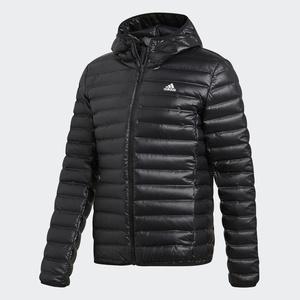Kabát adidas Varilite Hooded Down BQ7782, adidas