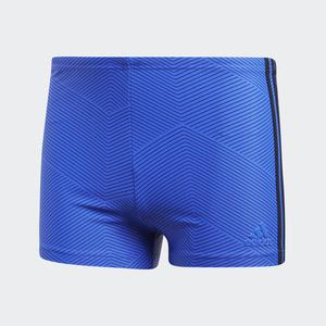 Fürdőruhák adidas Allover Print 3S Boxer CW4833, adidas