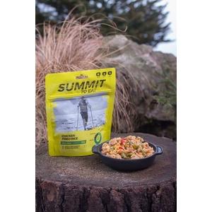 Summit To Eat sült rizs  csirke hús nagy csomagolás 807200, Summit To Eat
