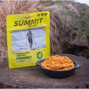 Summit To Eat csirke Tikka  rizs nagy csomagolás 801200, Summit To Eat