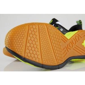 Cipő Salming Kobra Men Black/Yellow, Salming
