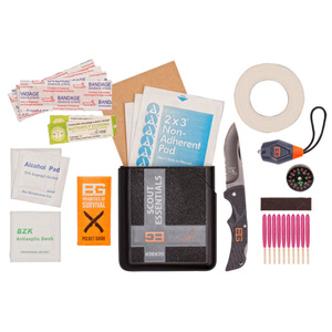 Készlet  túlélés Bear Grylls Scout Essentials Kit 31-001078, Gerber