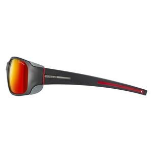 Solar szemüveg Julbo MONTEROSA SP3 CF matt black/red, Julbo