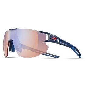 Solar szemüveg Julbo AEROSPEED ZEBRA LIGHT RED dark kék / sötét kék / narancssárga, Julbo