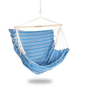 Ringató fotel Spokey BENCH DELUXE kék, Spokey