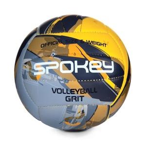 Röplabda labda Spokey GRIT szürke-sárga č.5, Spokey
