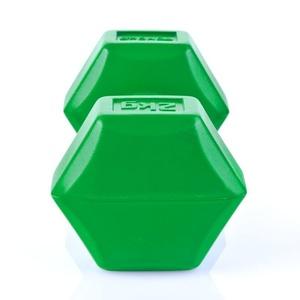 Készlet hex hatás Spokey MONSTER II 2x2 kg, Spokey