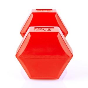 Készlet hex hatás Spokey MONSTER II 2x3 kg, Spokey