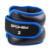 Súly  csuklóit Spokey CROSS FORM 2x2kg, Spokey