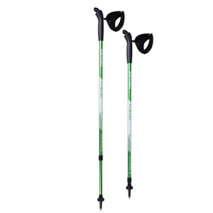 hole Nordic Walking Spokey FUEGO 2-dílné, rendszer anti-shock, Spokey