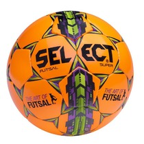 Ball Select Futsal Super narancssárga, Select