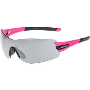 Sport nap szemüveg Relax Sarnia rózsaszín fekete R5388C