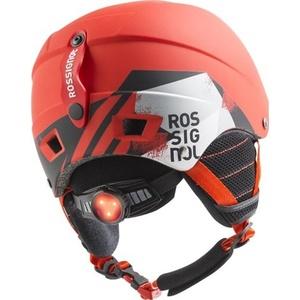 Ski sisak Rossignol Comp J vörös jég RKFH504, Rossignol