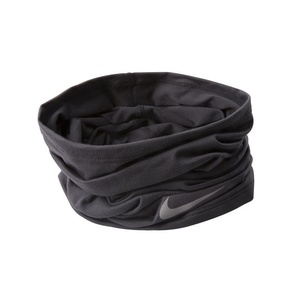 Cravat Nike Dri-Fit Printed Wrap Black/Silver, Nike