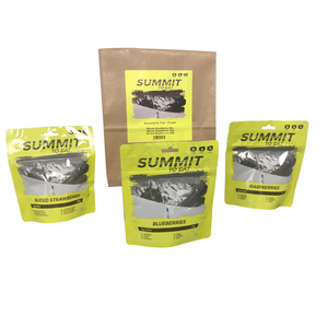 Summit To Eat gyümölcs, Summit To Eat