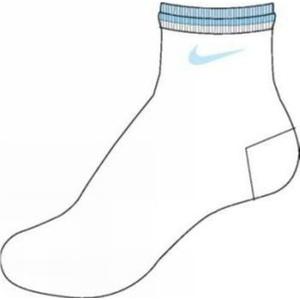 Zokni Nike Femme SX0962-143, Nike
