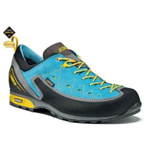 Cipő ASOLO Apex GV Womens A652 Szamár / Cián Blue